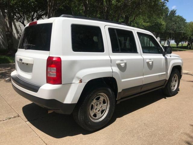 Jeep Patriot Sport 2016 price $9,490