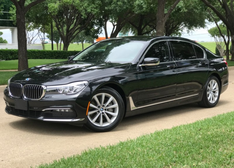 2018 Bmw 740i One Owner Navi Back Up Camera Sales Team Auto