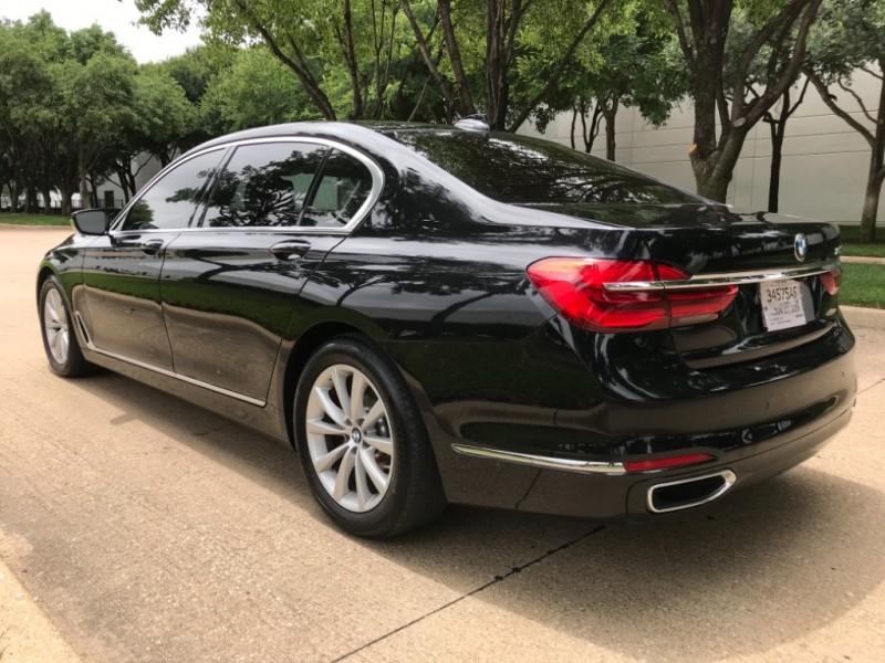 BMW 740i, ONE OWNER, NAVI, BACK UP CAMERA 2018 price $48,990