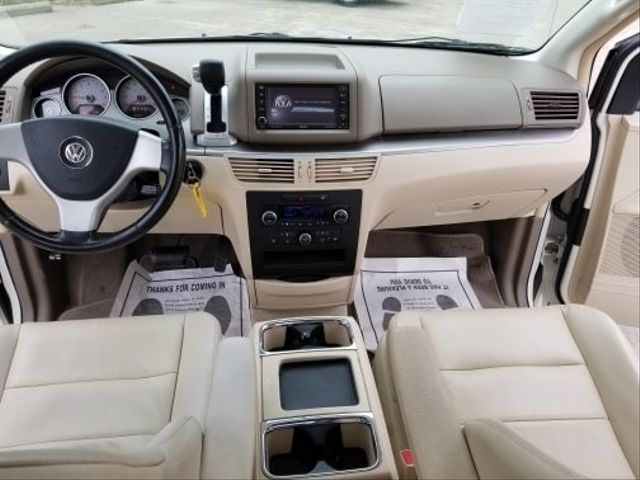 Volkswagen Routan Highline Leather Nav Bk Camera Heated Seats 2009 price $5,990