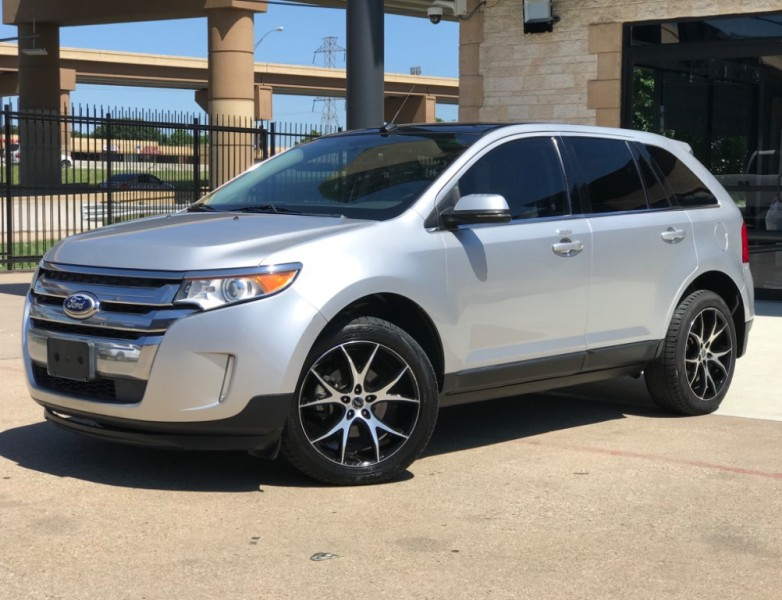 Ford Edge LIMITED, NAVI, BK CAMERA, PANO ROOF 2012 price $6,990