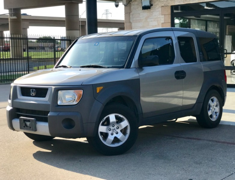 Honda Element EX 1 Owner 2004 price $4,990