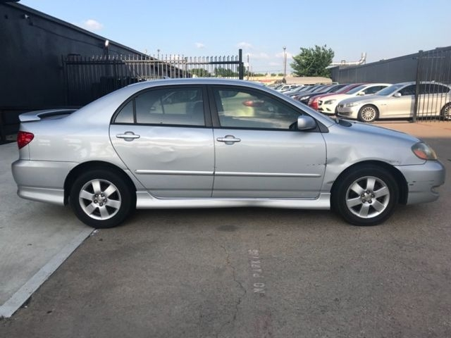 Toyota Corolla S Alloy Wheels 2006 price $3,990