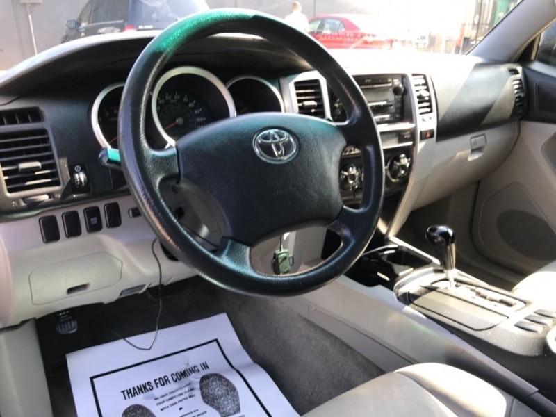 Toyota 4Runner SR5, LEATHER 2007 price $7,990