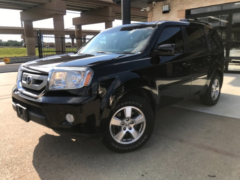 Honda Pilot, EX-L, DVD, ONE OWNER 2011 price $11,990