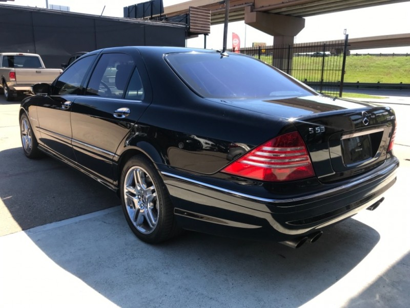 Mercedes-Benz S55, AMG 2005 price $7,990