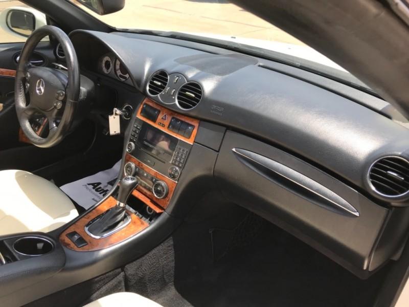 Mercedes-Benz CLK350, CONVERTIBLE, NAVI 2008 price $7,990