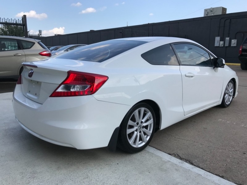 Honda Civic EX Coupe, ONE OWNER 2012 price $7,490