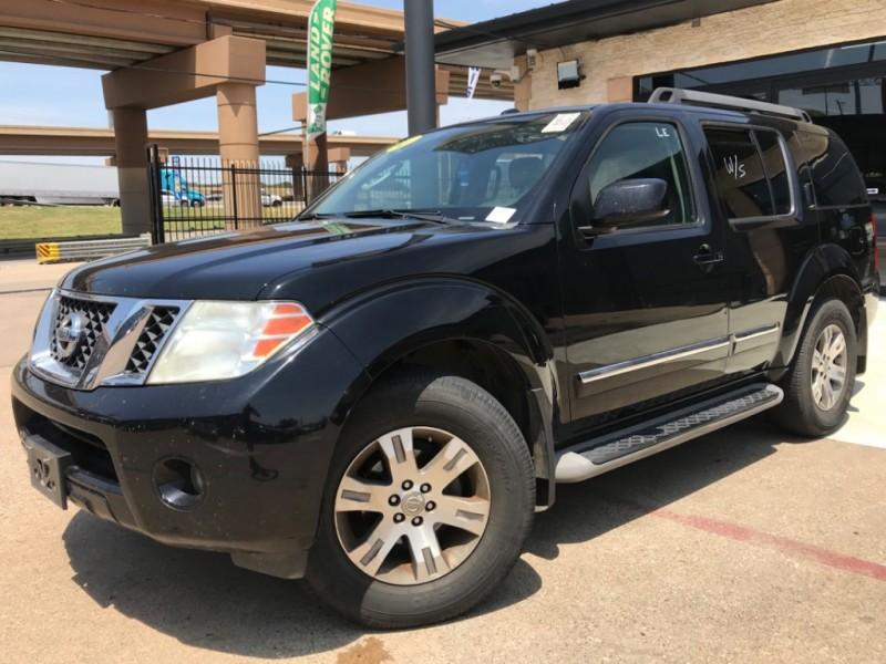 Nissan Pathfinder, Silver Pkg AWD 2011 price $6,490