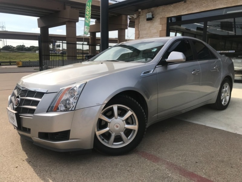 Cadillac CTS, NAVIGATION, PANO ROOF 2008 price $7,990