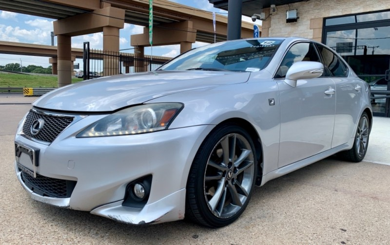 Lexus IS 250 F-Sport Pkg Nav. Bk up 2011 price $13,990