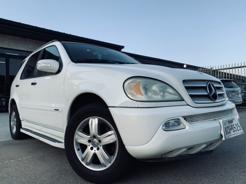 Mercedes-Benz M-Class 2005 price $4,990