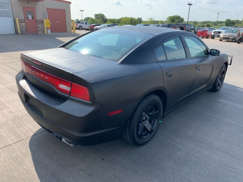 Dodge Charger previous Police Car 2012 price $11,990