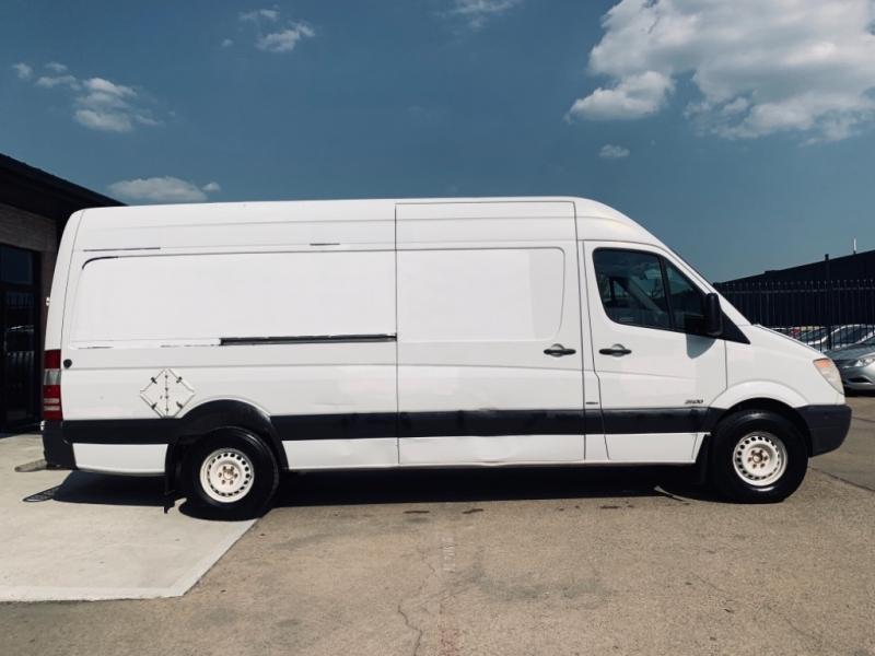 Mercedes-Benz Sprinter Cargo Van One owner 2012 price $8,990