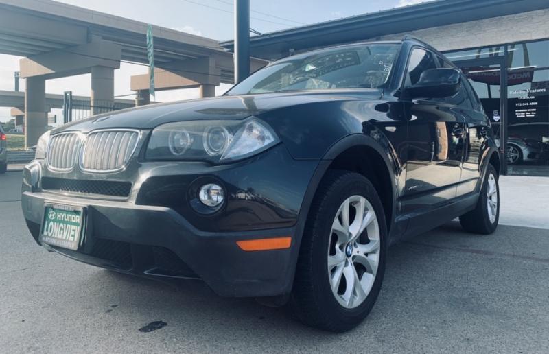 BMW X3 Sunroof AWD 2010 price $9,990
