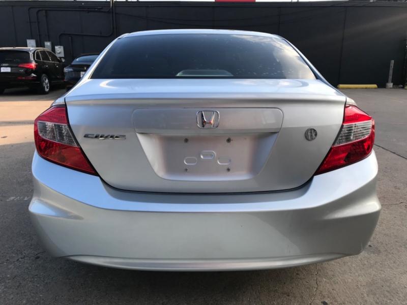 Honda Civic LX, ONE OWNER, MANUAL 2012 price $9,990