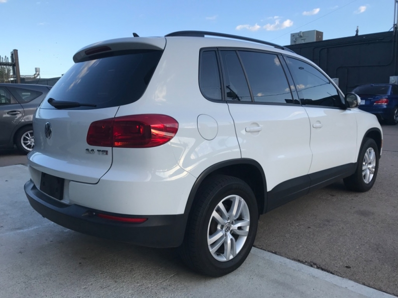 Volkswagen Tiguan, BK CAMERA 2015 price $11,990