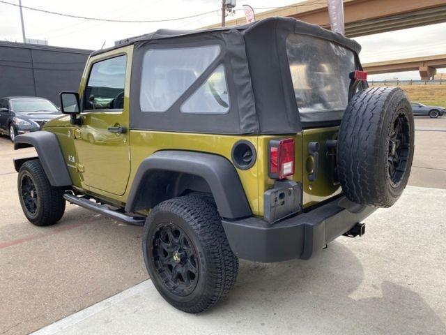 Jeep Wangler 4x4 Bluetooth 2008 price $13,990