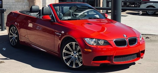 BMW M3 Convertible 2012 price $22,990