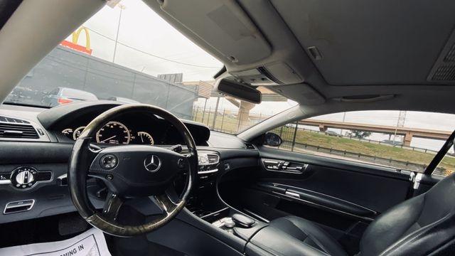 Mercedes-Benz CL-Class 2009 price $11,990
