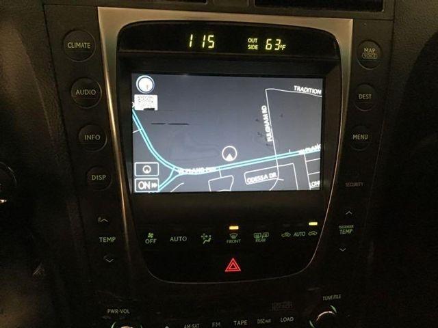 Lexus GS 2008 price $8,990