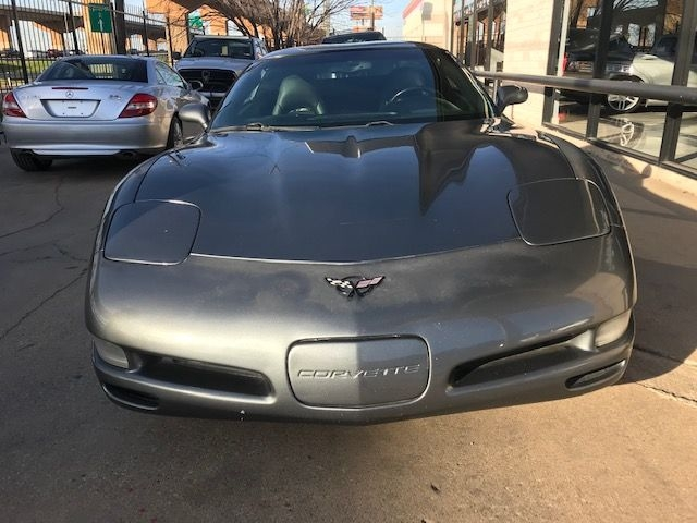 Chevrolet Corvette 2004 price $9,997