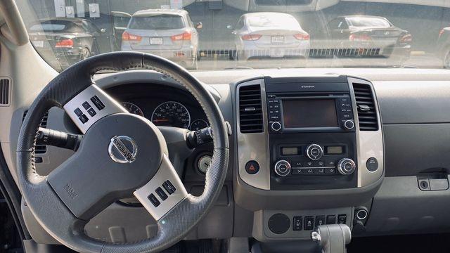 Nissan Frontier Crew Cab 2013 price $13,990