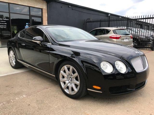 Bentley Continental 2005 price $29,990