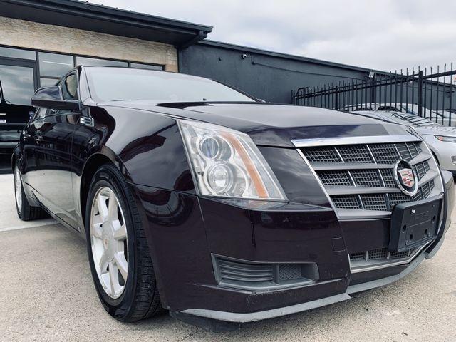 Cadillac CTS 2009 price $4,990