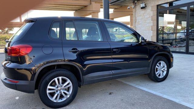 Volkswagen Tiguan 2013 price $6,990