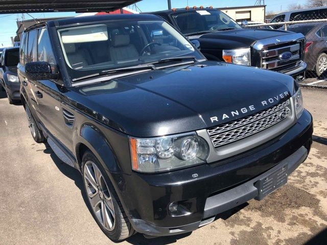Land Rover Range Rover Sport 2010 price $13,990