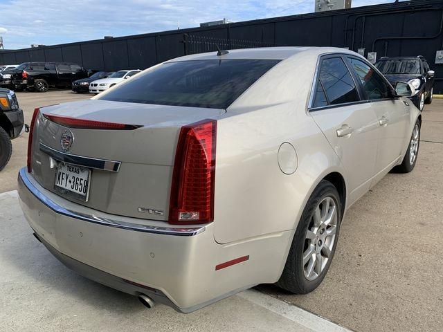 Cadillac CTS 2008 price $6,990