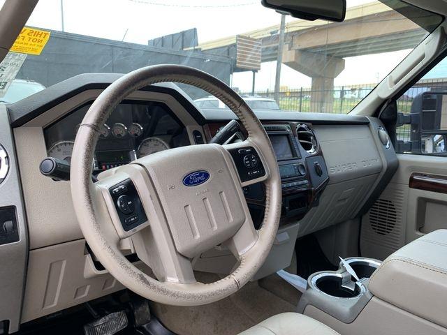Ford F350 Super Duty Crew Cab 2008 price $15,990