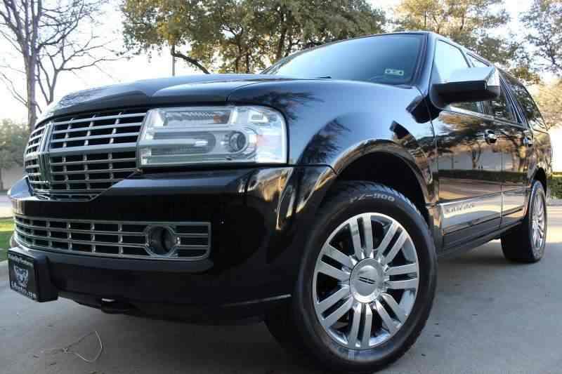 Lincoln Navigator Elite Pkg, BK up Camera,DVD, NAV 2008 price $8,997