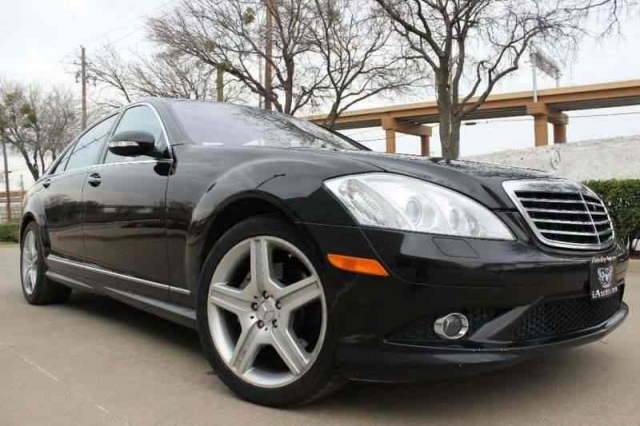 Delightful 2008 Mercedes Benz S550 Premium Nav., Night Vision, Back Up Camera
