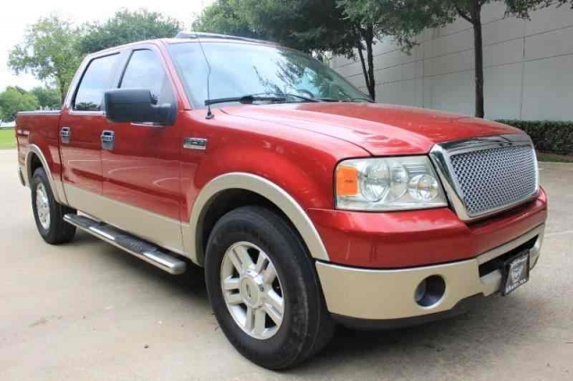 2008 Ford F-150 SuperCrew Lariat Leather