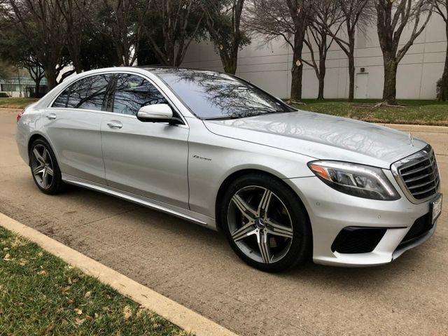 Mercedes-Benz S63 AMG Designo Pkg 4Matic 2014 price $57,990