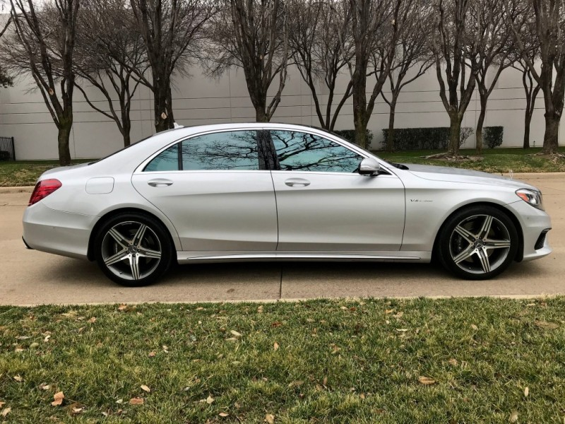 Mercedes-Benz S63 AMG Designo Pkg 4Matic 2014 price $57,990