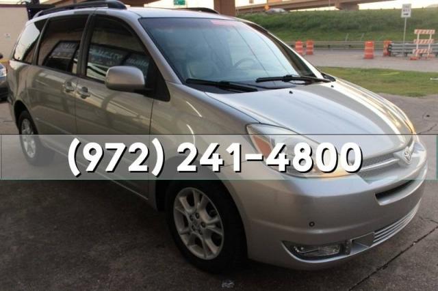 2004 Toyota Sienna Limited AWD DVD Nav.