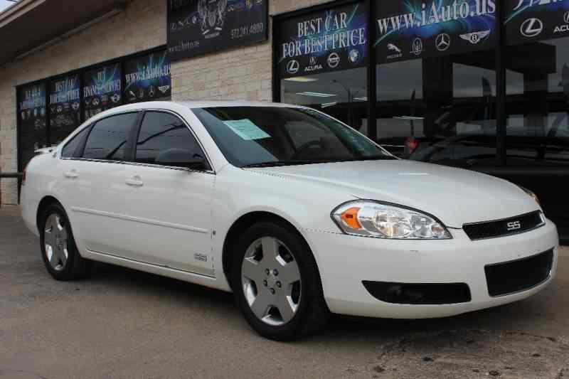 2006 Chevrolet Impala Ss >> 2006 Chevrolet Impala Ss