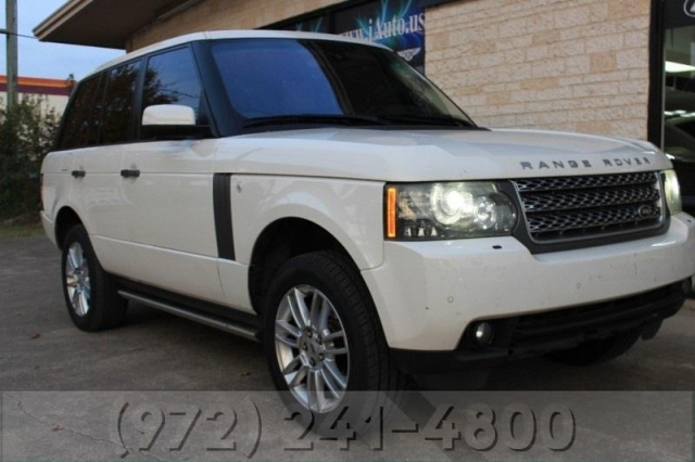 2010 Land Rover Range Rover 4WD HSE Luxury Pkg One Owner