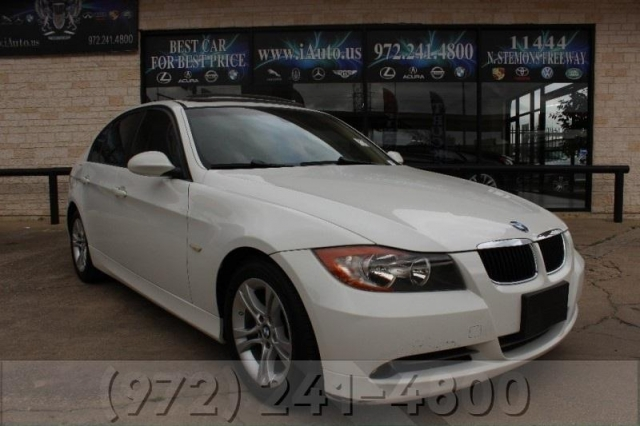 2008 BMW 328I Luxury One Owner