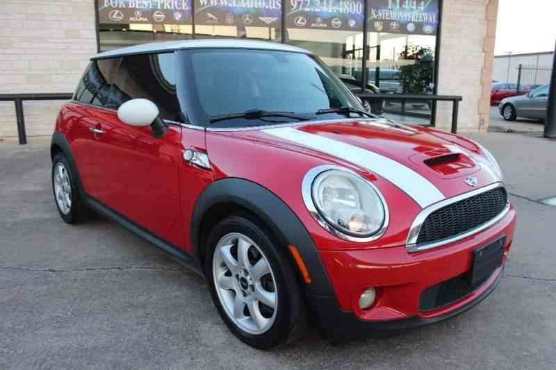 2010 Mini Cooper Hardtop S Sales Team Auto Dealership In Dallas