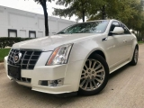Cadillac CTS Navigation Panaromic Sunroof 2012
