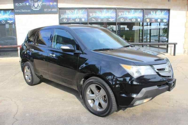 2008 Acura MDX Navigation 4WD One Owner