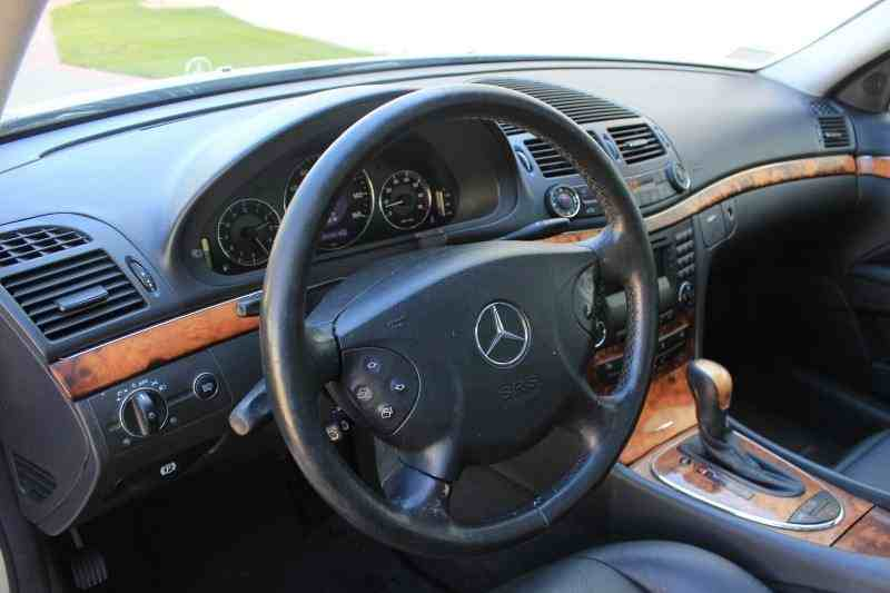 Mercedes-Benz E500, ONE OWNER 2003 price $4,496