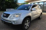 GMC Acadia SLT Navigation 3RD Row One Owner 2009