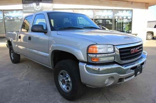 2007 GMC Sierra 1500 4WD