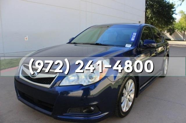 2010 Subaru Legacy Limited One Owner