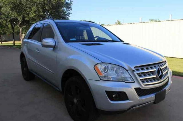 2010 Mercedes-Benz ML350 4Matic Navigation Bk Up Camera